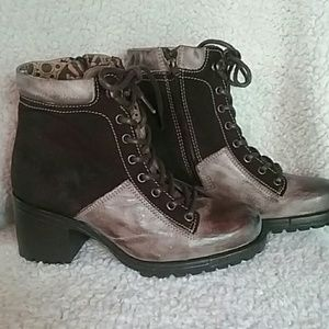 Fly combat boots New